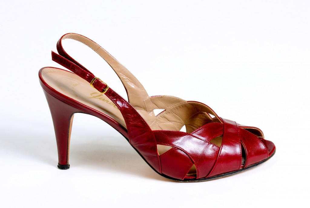 Wine Colored Shoes For Sale