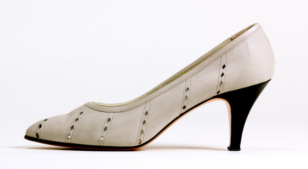 7880fd2b0360 You couldn t wear pretty feminine dress pumps like these while you were up  in the mountains!