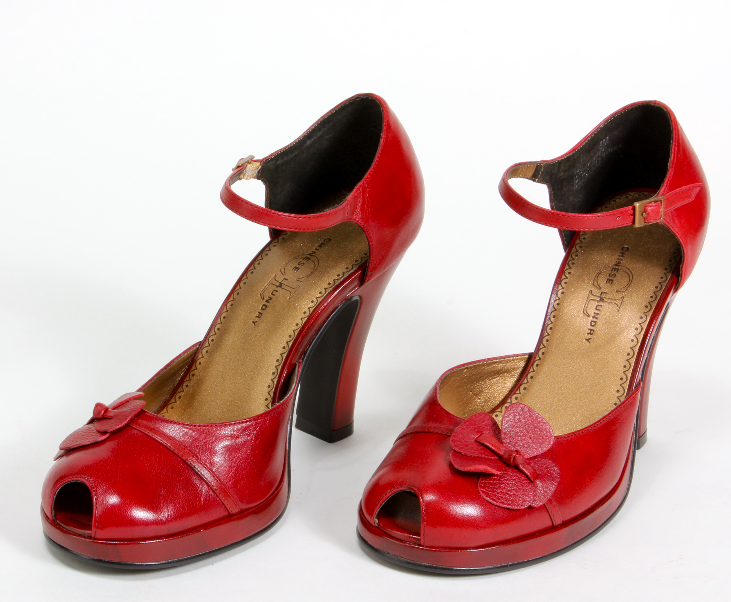 Red Platform Shoes Sale