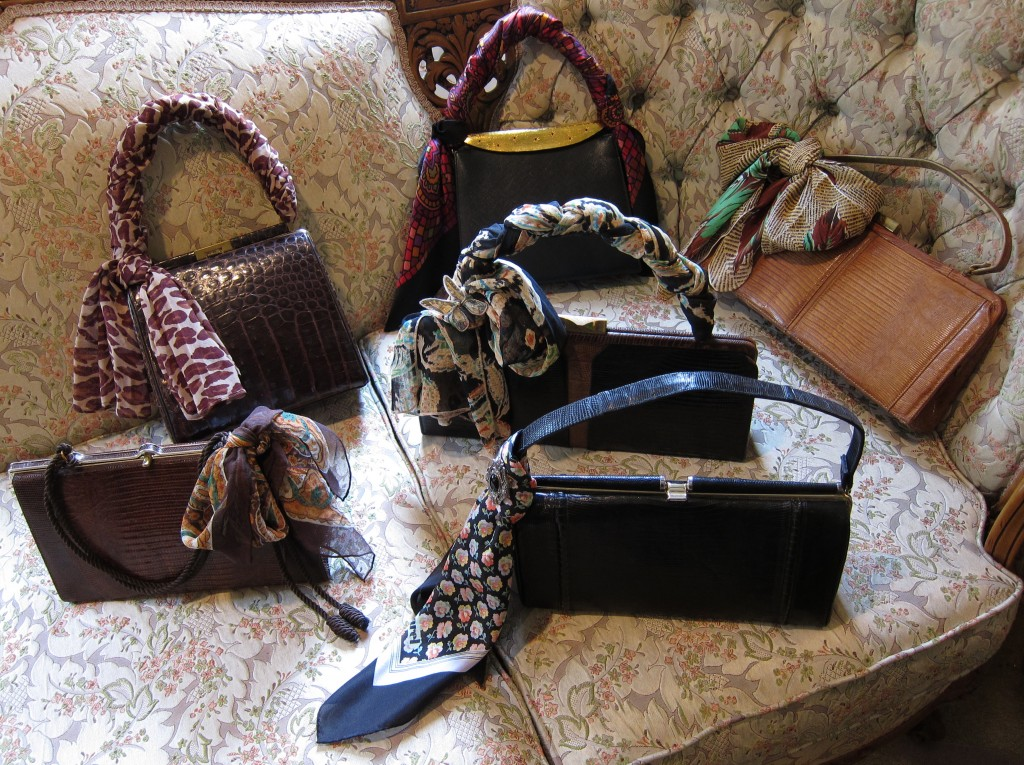 Image result for bags scarfs